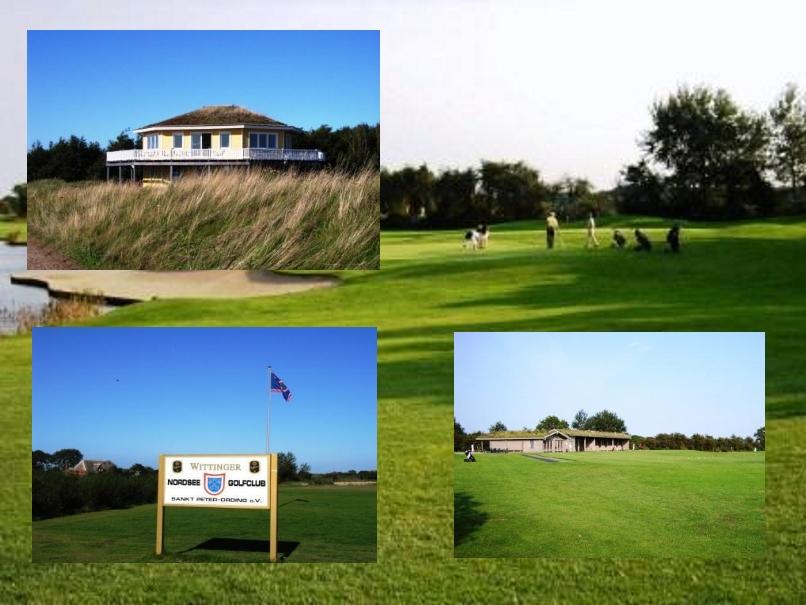 Golf in Dithmarschen