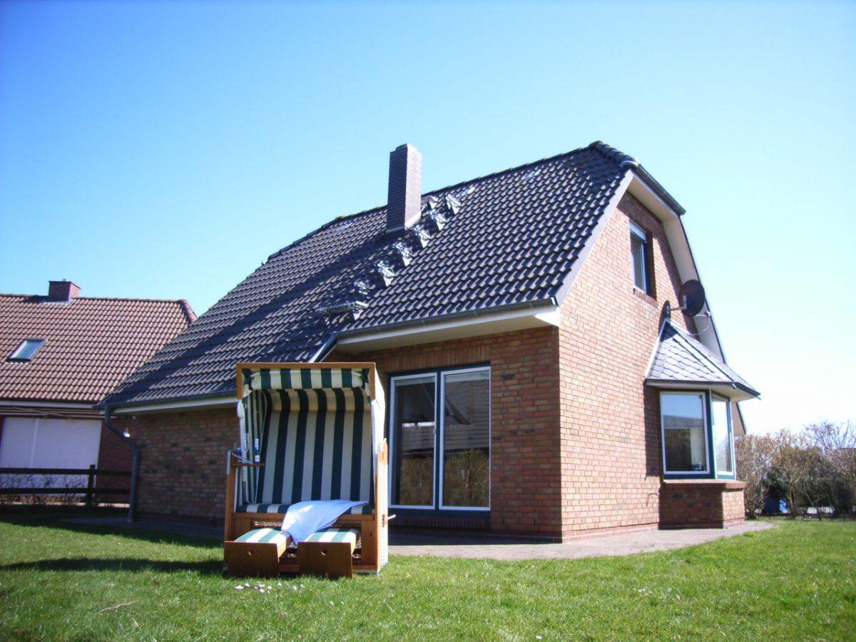 Nordsee Ferienhaus mit Sauna und Kamin im Nationalpark Wattenmeer