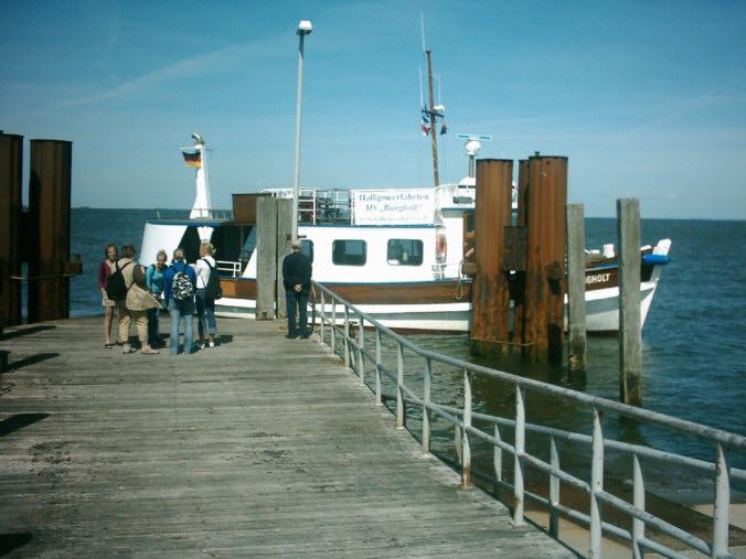 Ausflugfahrten nach Hallig Hooge Nationalpark Wattenmeer