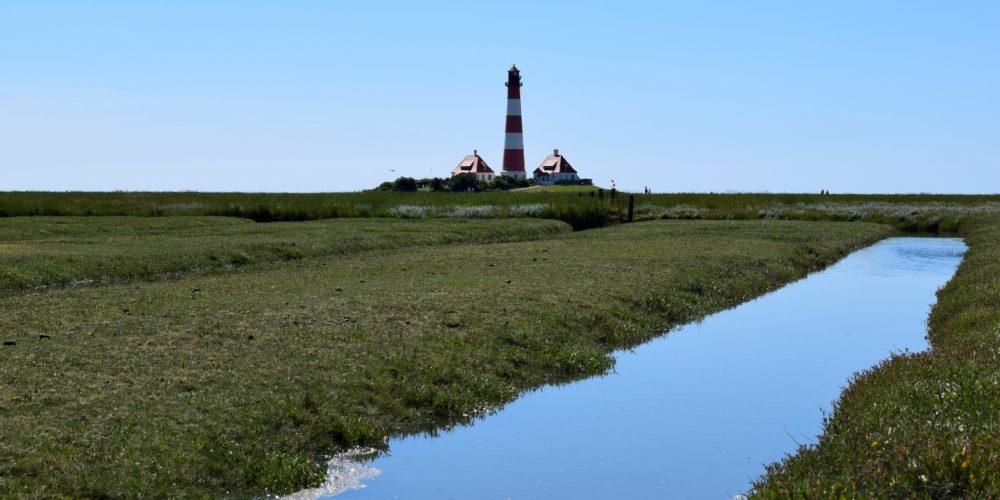 Westerheversand, Nationalpark Schleswig-Holsteinisches Wattenmeer